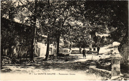 CPA La Ste-BAUME Restaurant Giniez (987337) - Saint-Maximin-la-Sainte-Baume