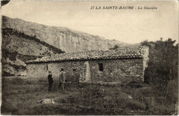 CPA La Ste-BAUME La Glaciere (987341) - Saint-Maximin-la-Sainte-Baume