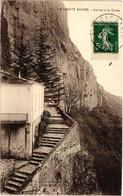CPA La Ste-BAUME Arrivee A La Grotte (987343) - Saint-Maximin-la-Sainte-Baume
