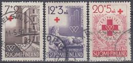 FINLANDIA 1951 Nº 375/77 USADO - Gebraucht