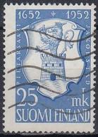 FINLANDIA 1952 Nº 393 USADO - Gebraucht