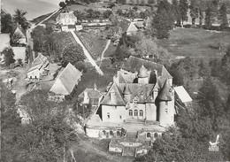 CPSM Calvinet Château De La Mothe - Autres Communes