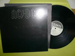 AC DC - 33t Vinyle - Back In Black - - Hard Rock & Metal