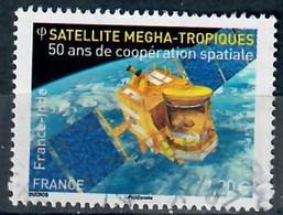 YT 4946-3  Satellite Megha Tropiques - Usati