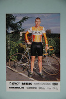 CYCLISME: CYCLISTE : RENAULT - Cyclisme