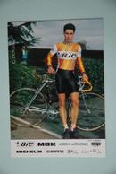 CYCLISME: CYCLISTE : C.DUVAL - Cyclisme