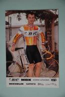 CYCLISME: CYCLISTE : DAVID PAGNIER - Cyclisme