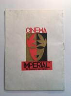 Cinéma Impérial - Boulevard Des Italiens - Séduction (Erotikon) - Programmes