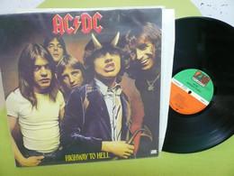 AC DC - 33t Vinyle - Highway To Hell - - Hard Rock & Metal