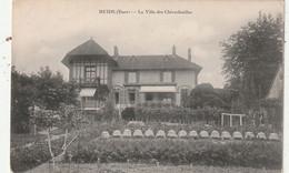 27 Muids. La Villa Des Chèvrefeuilles - Muids