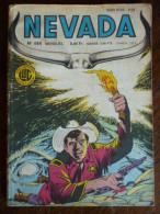 Nevada Mensuel N°494/ Editions LUG, Septembre 1988 - Kleine Formaat
