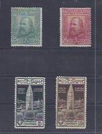 Italien - Selt./ungebr. Serien Aus 1910/12 - Michel 95/96 Und 105/06! - Nuovi