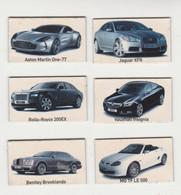 Fridge Magnets Koelkast-magneet TOP GEAR Rolls Royce-aston Martin-jaguar-vauxhall-MG-bentley - Trasporti