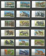 COOK ISLANDS - MNH - Animals - Wild Animals - Birds - Otros