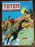 Totem Mensuel N°38/ Editions Aventures Et Voyages, 1959 - Kleine Formaat
