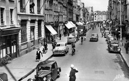 CHERBOURG . La Rue Albert Mahieu - Cherbourg