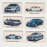 Fridge Magnets Koelkast-magneet TOP GEAR Audi-porsche-mercedes-maybach - Trasporti