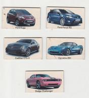 Fridge Magnets Koelkast-magneet TOP GEAR Ford-cadillac-dodge-corvette - Trasporti