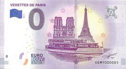 BS-06 - PARIS - Vedettes De Paris 2019-1 - EURO