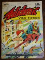 Astrotomic Viso-fiction Mensuel N°17/ Del Duca, Avril 1960 - Kleine Formaat