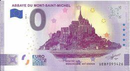 BS-74 - LE MONT-SAINT-MICHEL 2 - Vue Générale 2020-3 - EURO