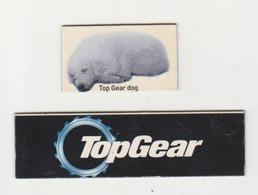 Fridge Magnets Koelkast-magneet TOP GEAR Dog-hond - Trasporti