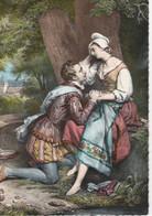 CPM NERAC Fleurette, Premier Amour Du Futur Henri IV - Nerac