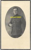 Vandevijver Gustave ( Ronse 1906/1940 - Esquela