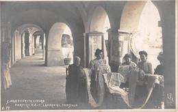 ITALIA  -  S. MARGHERITA LIGURE, Lavoro Al Tombolo ( Lace Making )  -   Foto Cartolina - Genova (Genoa)