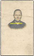 Van Der Kelen Marie Clémentine (Okegem 1869/Liedekerke 1932 )pli Visible Sur Scan - Esquela