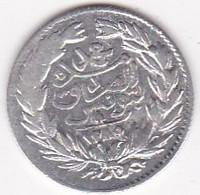 Tunisie, 1/2 Piastre Ou 8 Kharoubs, AH 1289 (1872) Tunis. KM.160a, En Argent - Tunisie