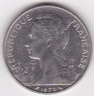 ILE DE LA REUNION. 100 FRANCS 1970 - Réunion