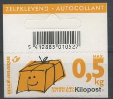 KILOPOST. 0,5 Kilo. Parfait. Cote 13,00 Euros - Railway