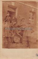 CARTE PHOTO ALLEMANDE  LEVERGIES 1917 - Other Municipalities