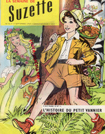 LA SEMAINE DE SUZETTE- N° 95- 17 SEPTEMBRE 1959- HISTOIRE DU PETIT VANNIER-JAPON- PAUL ANKA RADIO LUXEMBOURG - Ohne Zuordnung