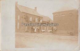 CARTE PHOTO  LEVERGIES ? 1912 ?   FERME ? - Other Municipalities