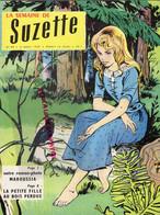 LA SEMAINE DE SUZETTE- N° 89- 6 AOUT 1959- MAROUSSIA- RADIO LUXEMBOURG JEAN GRANDMOUGIN ET MICHEL FERRY - Ohne Zuordnung