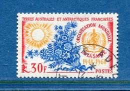 ⭐ TAAF - Terres Australes Et Antarctiques Françaises - YT N° 26 ° - Oblitéré - 1968 ⭐ - Gebruikt
