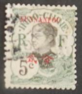 YUNNANFOU YT 36 OBLITERE  ANNÉE 1908 - Usati