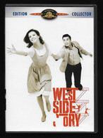 DVD West Side Story - Musicals