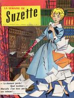 LA SEMAINE DE SUZETTE- N°91- 20 AOUT 1959- MARCELLE - JEAN SABLON ET MIREILLE RADIO LUXEMBOURG - Ohne Zuordnung