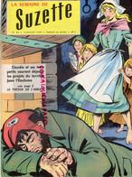 LA SEMAINE DE SUZETTE- N° 84- 2 JUILLET  1959-MARIE - CLAUDIE - JEAN L' ENCLUME- - Ohne Zuordnung