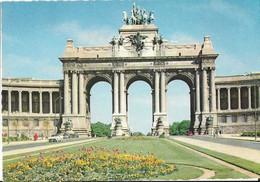 CP BRUXELLES -arcades Du Cinquantenaire - Monumenti, Edifici