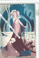 PG  / Vintage  // PROGRAMME THEATRE RENNES 1933 @@ CARMEN // BIZET @@ - Programmes