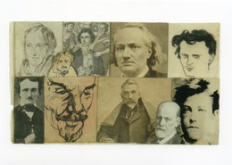 CPM - N - PHOTOMONTAGE ORIGINAL DE LOUIS SCUTENAIRE - PELE MELE 1934 - VERBEKE FOUNDATION BELGIQUE - Sonstige