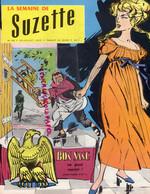 LA SEMAINE DE SUZETTE- N° 88- 30 JUILLET 1959- AIGLE IMPERIAL 1808 SUR LA ROUTE DE NEUILLY PARIS- - Zonder Classificatie
