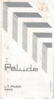 Petit Calendrier De 1972 Coiffure  Louis CAHUZAC  - REALMONT - Small : 1971-80