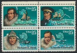 USA 2004/07 Viererblock ** Postfrisch - Vereinigte Staaten