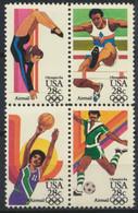 USA 1636/39 Viererblock ** Postfrisch - Vereinigte Staaten