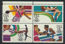USA 1644/47 Viererblock ** Postfrisch - Vereinigte Staaten